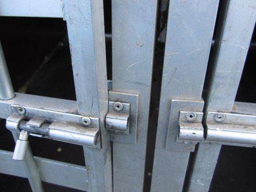 Verzogene Türen