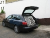 Doppelhundebox für Audi A6