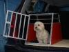 Kleine Hundebox Mercedes A Klasse
