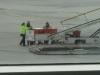 Verladung auf dem Flugfeld