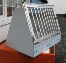 Hundebox  für Skoda Fabia