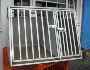Hundedoppelbox