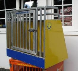 Hundebox Renault Modus