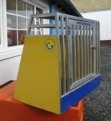 Anfertigung Hundebox Renault Modus