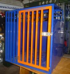 Ausstellungshundebox für die Versteigerung