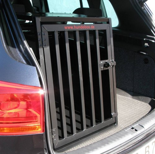 VW Tiguan Einzelbox schwarz matt